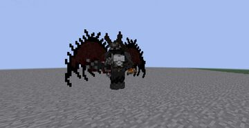 The Judicator Demon (BlackHeart) Minecraft Mod