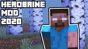 The Herobrine Horror Mod (2020) Minecraft Mod