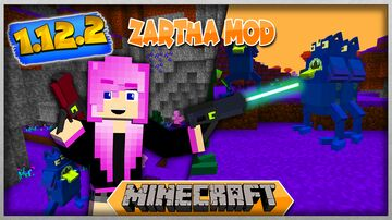 ZARTHA SCIENCE MOD 1.14.4 AND 1.12.2 Minecraft Mod
