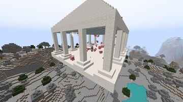Greek Gods Mod Version 3 (Please use link for curseforge not default planet minecraft link) Minecraft Mod