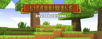 LifeAnimals Minecraft Mod