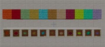 New Colors Mod Minecraft Mod