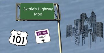 Skittle's Highway/Random Stuff Mod! Minecraft Mod