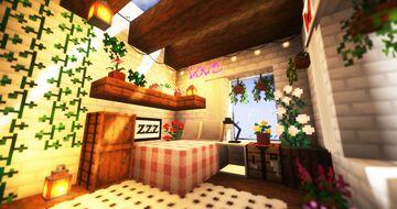 Vibecraft: The VSCO Mod Spring Flowers Update Minecraft Mod