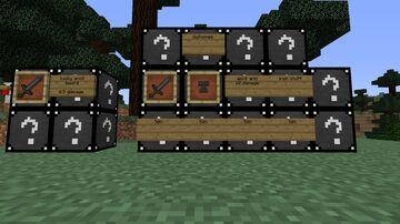 Anvil Lucky Block Minecraft Mod