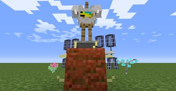At Least A Rotten Flesh Block Minecraft Mod