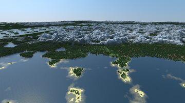 Ice Mountains [new world type] v0.3.2 Minecraft Mod