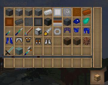 Uwell Technology mod 1.12.2 Minecraft Mod