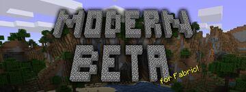 Modern Beta for Fabric [1.16.5] Minecraft Mod
