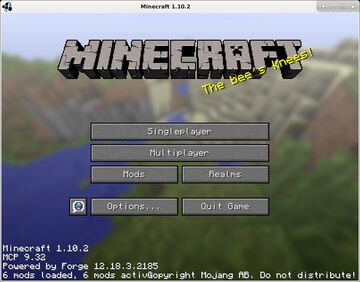 Monospace Font for Minecraft with Forge Mod Loader 8 Minecraft Mod
