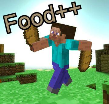 Foods++ Minecraft Mod