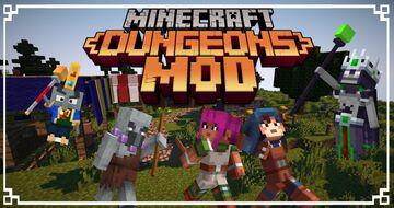 minecraft dungeons mod Minecraft Mod