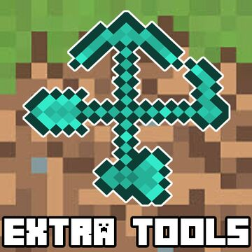 Tool Additions Minecraft Mod