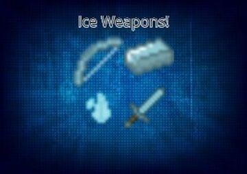 Ice things Minecraft Mod