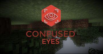 MOD | Confused eyes | 1.12.2 Minecraft Mod