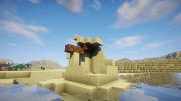 Desert Biome Revolution 1.0 Minecraft Mod
