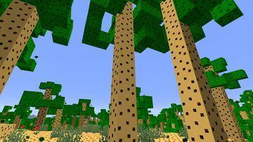 Cookie Biome Minecraft Mod