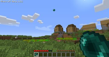 Functional Ender Pearls for Beta 1.8.1 Minecraft Mod
