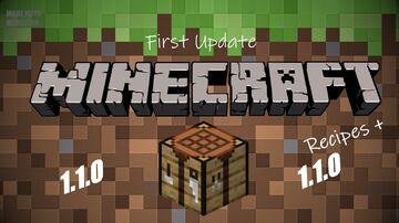 Recipes + (version 1.1.0) Minecraft Mod