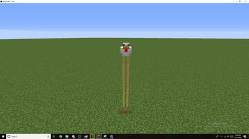 Large Chicken Minecraft Mod