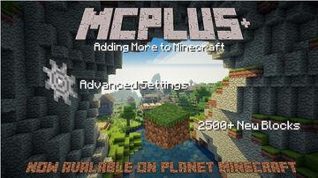 MCPlus+ 1.15.2 (v1.2.9) Minecraft Mod