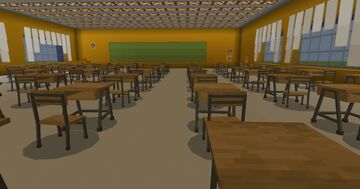 School Equipments Addon Minecraft Mod