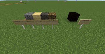 Builder's Mod [Adds New Blocks] UNFINISHED Minecraft Mod