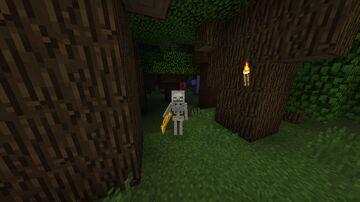 Trumpet Skeleton: ReDooted Minecraft Mod
