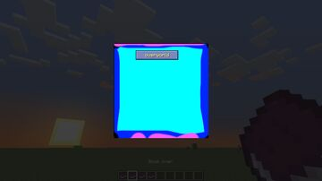 Portal teleport Minecraft Mod