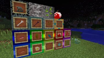 2.9.2 RealOresMod (1.12.2 game version (Recommended for 1.12.2)) Minecraft Mod