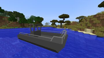 MineJurassic Vehicles Minecraft Mod
