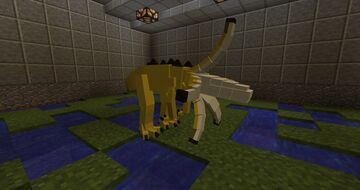 SCP Obscure Minecraft Mod