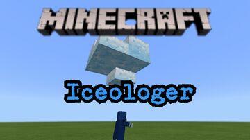Iceologer Mob Minecraft Mod