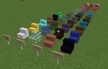 Moar Stairs! Minecraft Mod