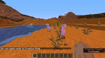 Flamingos Minecraft Mod