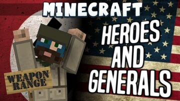 Heroes and Generals Flans Content Pack (FIXED BY ME) Minecraft Mod
