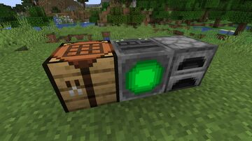 Alternative Equipment Repair Station (A.E.R.S.) Minecraft Mod