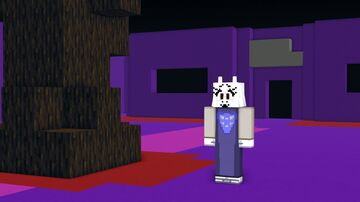 Undertale Characters 1.15.2 Alphys and Toriel Update Minecraft Mod