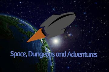 Space, Dungeons and Adventure Minecraft Mod