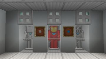 ironman tools and armor -wip- Minecraft Mod