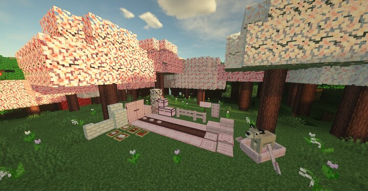 Blocks added