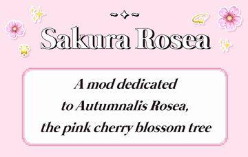 Sakura Rosea [1.16.2/3/4] Minecraft Mod