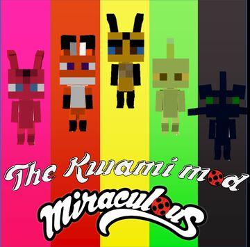 The Kwami mod (miraculous ladybug) Minecraft Mod