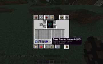 New Sword, pickaxe, mob, ore, and ingot Minecraft Mod
