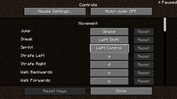 Pause Minecraft Mod