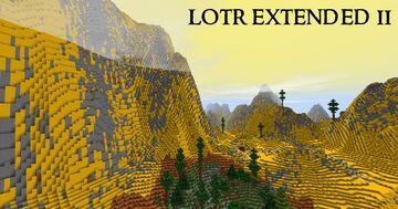 LOTR Extended 2 [1.7.10] Minecraft Mod