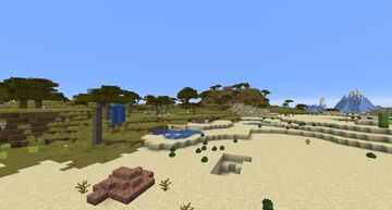 Better Basic Biomes Minecraft Mod