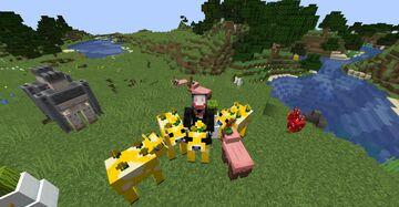 Earth Mobs Mod Minecraft Mod