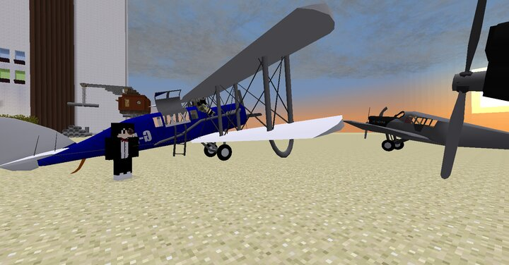 DH-16, Junkers f13
