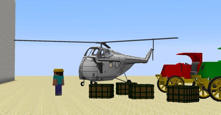 Sikorsky S55